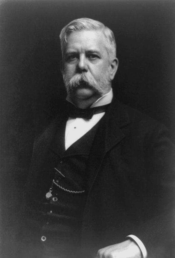 George Westinghouse. Człowiek, który przeciwstawił się potężnemu imperium Edisona i... przetrwał. (fot. domena publiczna)
