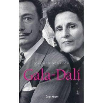 Artykuł powstał między innymi w oparciu o książkę Carmen Domingo Gala-Dalí, wydaną niedawno przez Świat Książki.