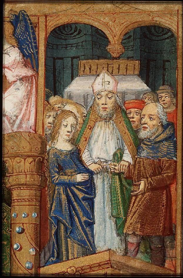 Ceremonia przed ołtarzem była tylko jedną z trzech tradycyjnych form ślubu