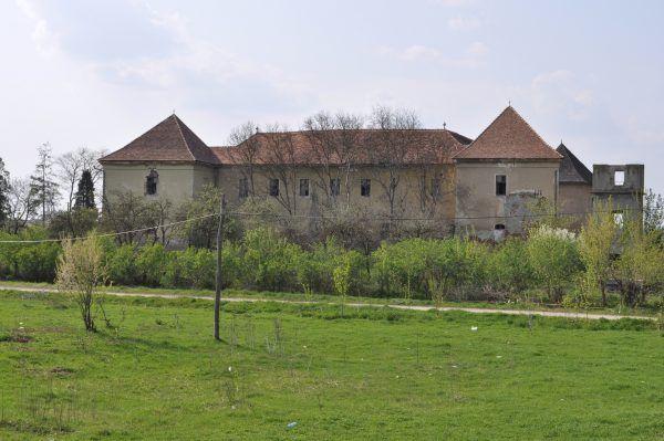 Zamek Jerzego Rakoczego w Radnot.