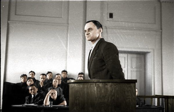 Witold Pilecki był przesłuchiwany i torturowany przez pracowników Urzędu Bezpieczeństwa przez wiele miesięcy. Wreszcie, po trzynastodniowym procesie, skazano go na karę śmierci.