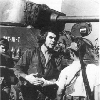 """Ernesto """"Che"""" Guevara. (fot. domena publiczna)"""