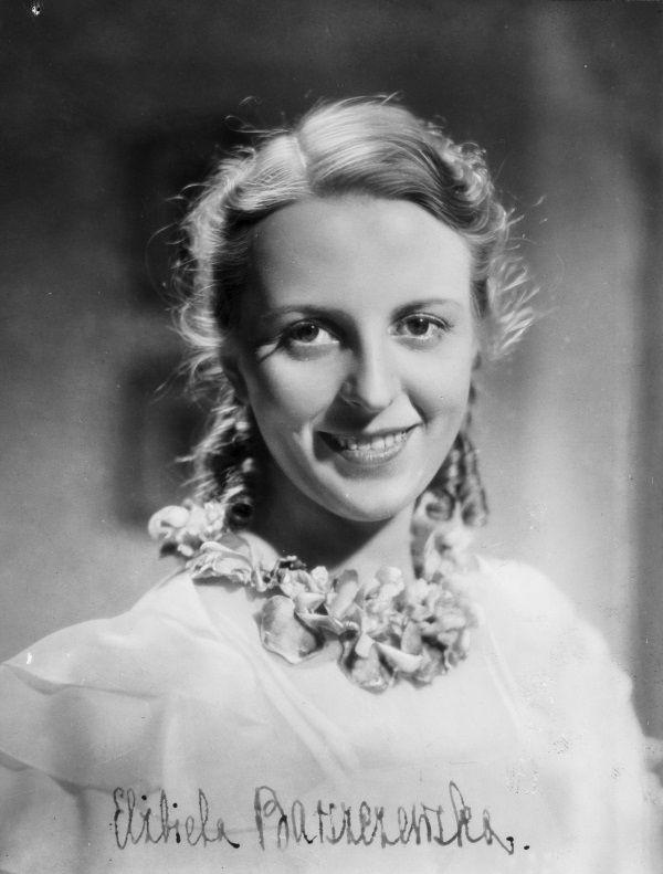 Elżbieta Barszczewska (fot. domena publiczna)