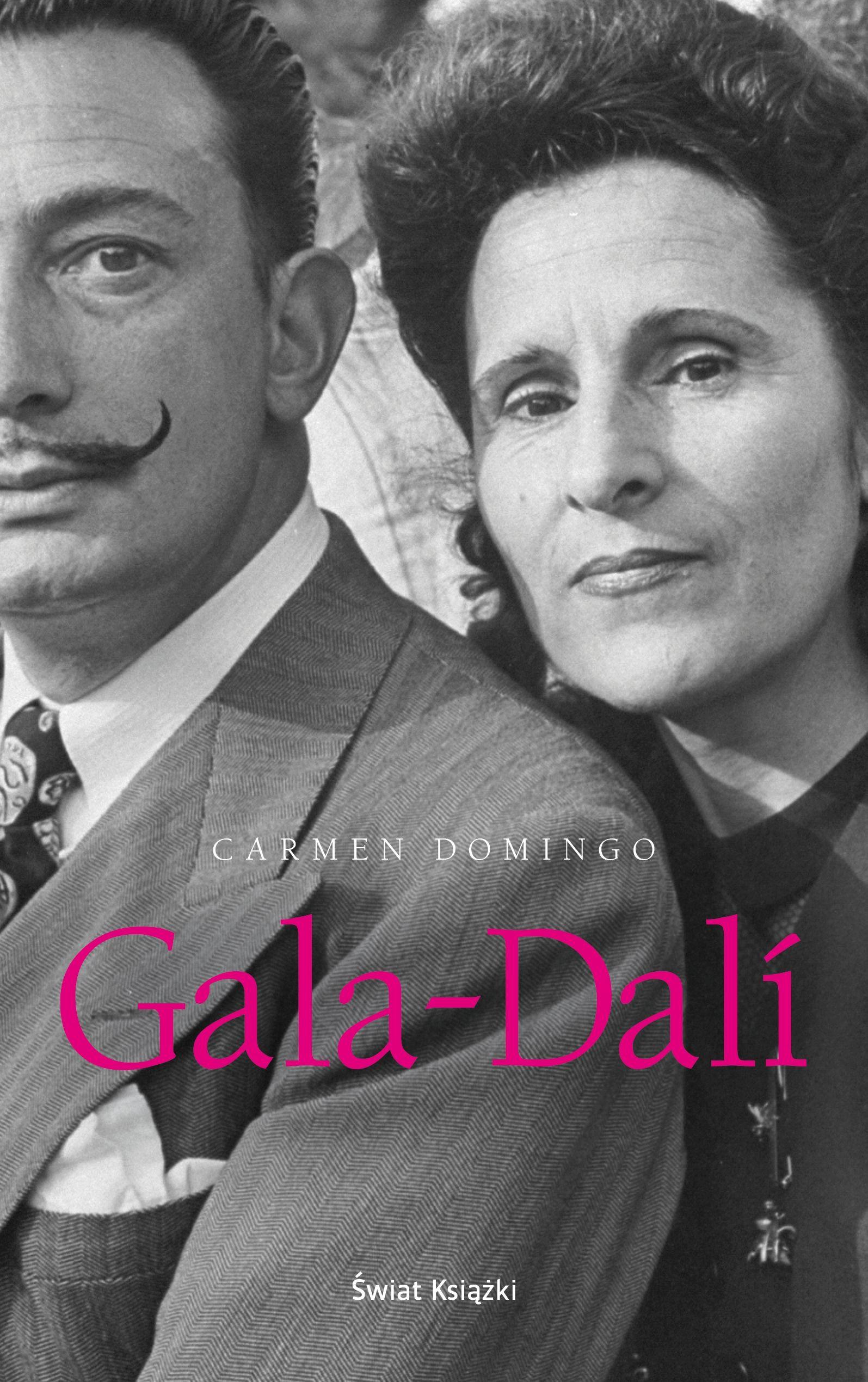 """Artykuł powstał między innymi w oparciu o książkę Carmen Domingo """"Gala-Dalí"""", wydaną nakładem wydawnictwa Świat Książki."""