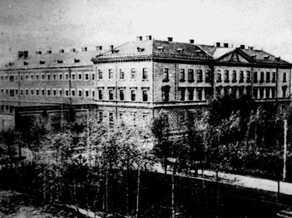 Tak właśnie wyglądało więzienie w Jaśle.