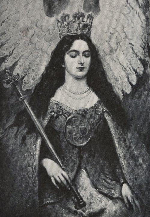 Eteryczna, niewinna, odcięta od spraw doczesnego świata? Nie tak powinniśmy pamiętać królową Jadwigę.
