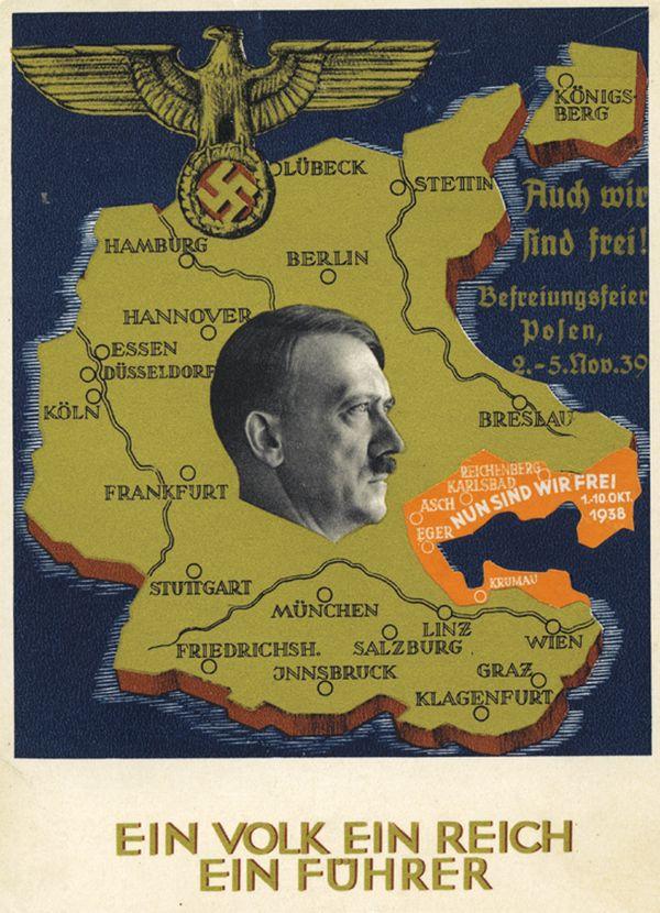 Nazistowska szkoła poddawała uczniów ciągłej indoktrynacji.