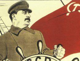 soviet captain stalin