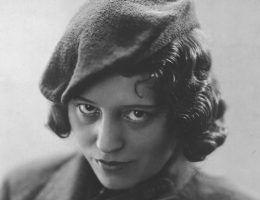 Zofia Stryjeńska (fot. domena publiczna)