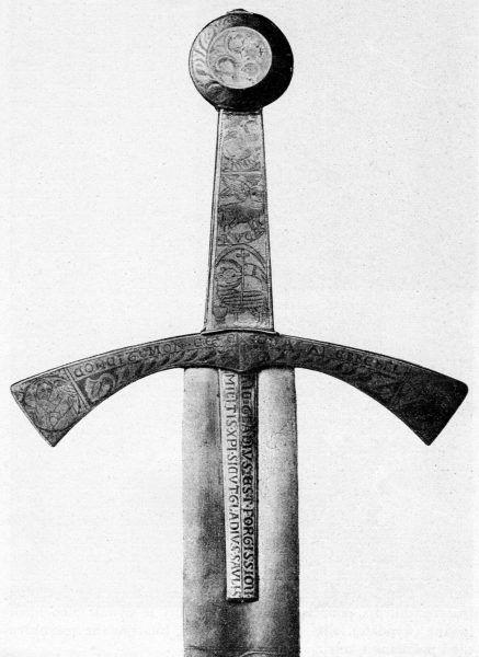 Słynny Szczerbiec był najprawdopodobniej prezentem od królewskiej małżonki.