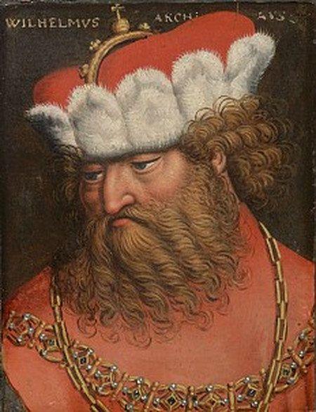 Wilhelm Habsburg. Swoją niedoszłą partnerkę uważał za prostytutkę i cudzołożnicę. A do tego rozpowiadał o niej paskudne kłamstwa.