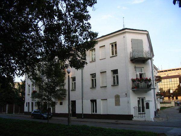 Kamienica przy ul. Planty 7. To tu Polacy dokonali jednego z okrutniejszych pogromów Żydów po wojnie.