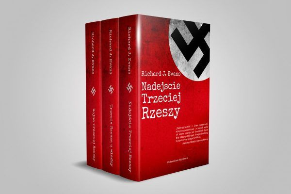 Kup monumentalna historię III Rzeszy prof. Evansa z rabatem na stronie Wydawcy.