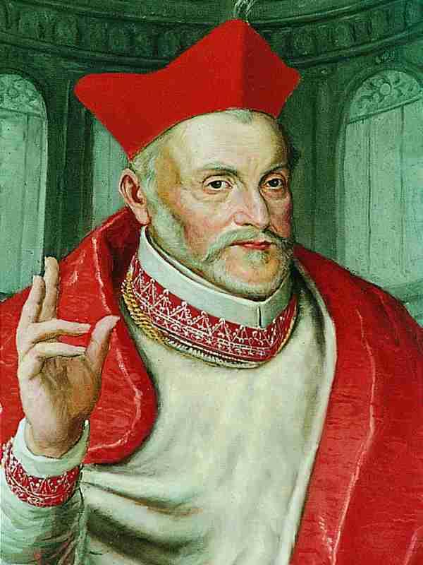 Bernard Maciejowski był łuckim i krakowskim biskupem, następnie arcybiskupem gnieźnieńskim i prymasem polskim. Kapłańskie godności zdobywał wytrwale, prowadząc zręczną politykę. Jednym z najlepszych jego posunięć było poparcie starań o tron polski Zygmunta III Wazy.