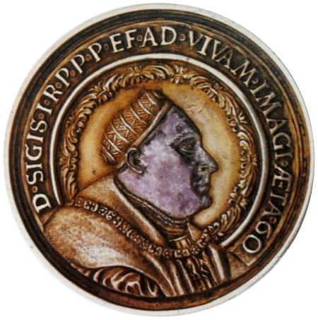 Medal Zygmunta Starego z 1526 roku