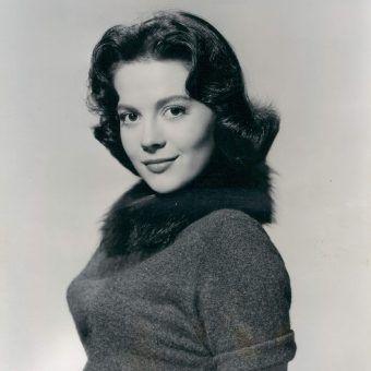 Jedna z aktorek, które poświęciły dla sławy zbyt wiele. Natalie Wood w 1958 roku.