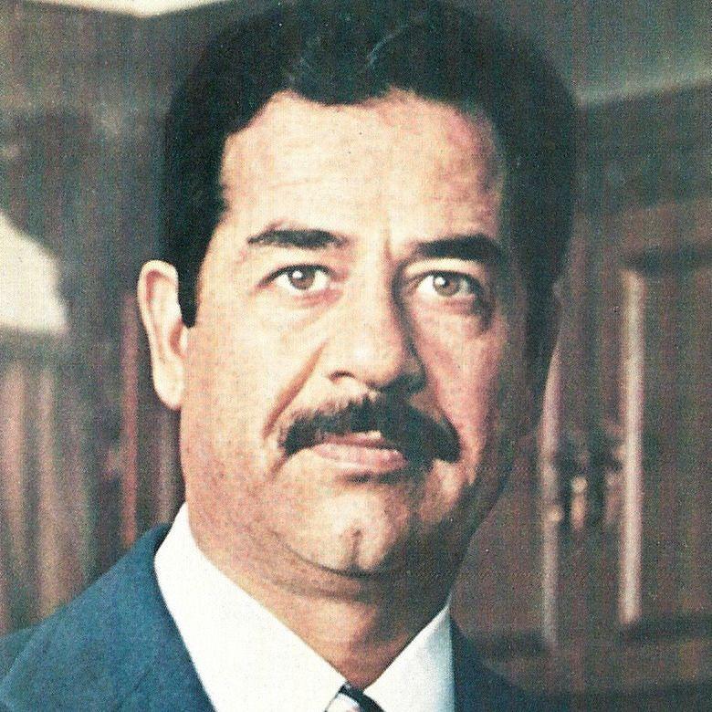 Saddam Husajn, 1979