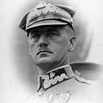 Władysław Sikorski, zdjęcie z okresu międzywojennego