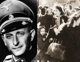 Adolf Eichmann został uznany za głównego architekta ostatecznego rozwiązania kwestii żydowskiej. Kto jednak jego zdaniem był odpowiedzialny za Holokaust?