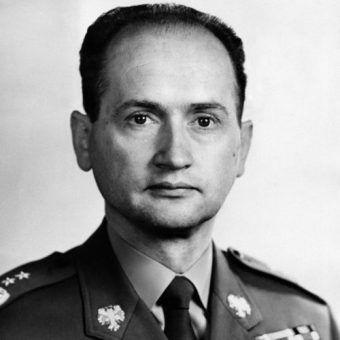 Wojciech Jaruzelski jako minister obrony narodowej, 1968 rok