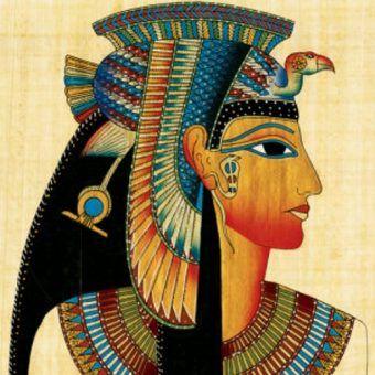 Królowa Kleopatra (fot. Eslam17, lic. GNU FDL)