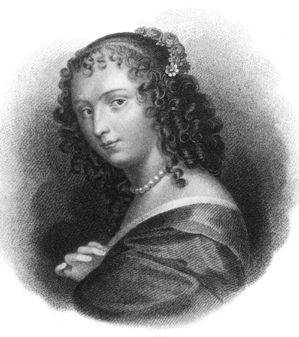 Ninon de Lenclos. Kosmetyk nią inspirowany miał usuwać piego. (fot. domena publiczna)