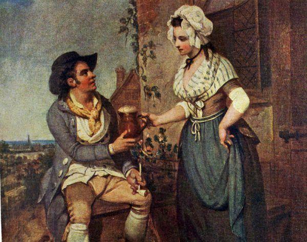 Domowa służba też miała prawo do miłości... O tym jednak zapomnieli państwo Wyleżyńscy, którzy za brak zgody na małżeństwo poddanych zostali brutalnie zamordowani.