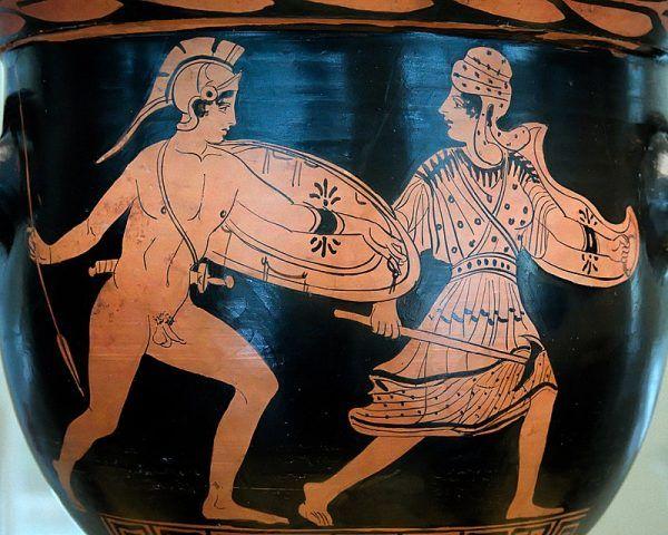 Czy gwałt na martwym ciele królowej Amazonek mógł być spowodowany jej wojowniczym charakterem? A może Achilles wcale nie miał nekrofilskich skłonności, a wszystko to tylko mity? Odpowiedź wciąż pozostaje tajemnicą.