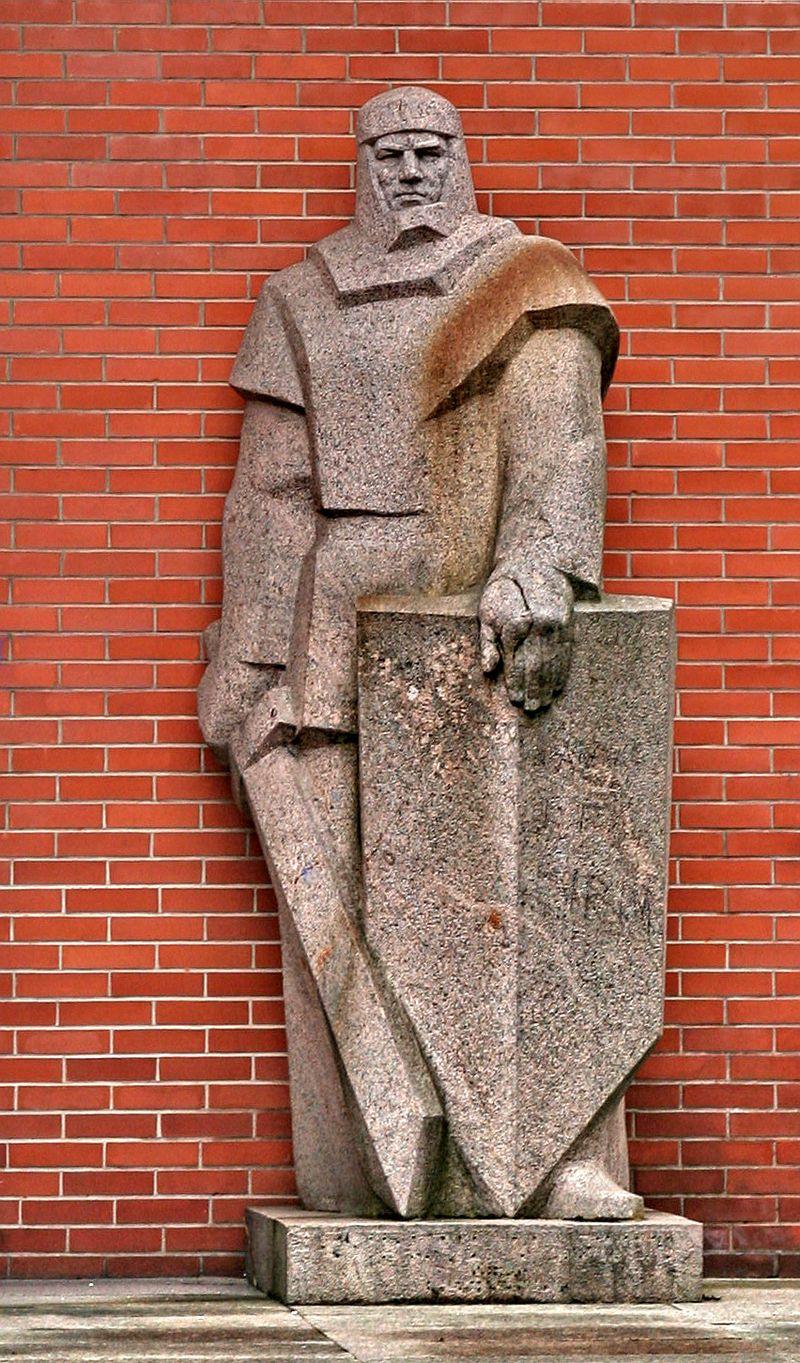 Herkus (Henryk) Monte był wodzem pruskiego plemienia Natangów w latach 1260-1274. W młodości został odebrany rodzicom i wywieziony przez Krzyżaków do Magdeburga. Po latach powrócił do pruskiej ojczyzny, by walczyć o usunięcie z niej zakonników.