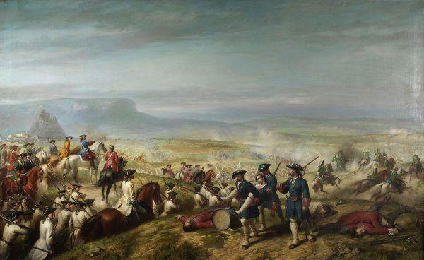 Bitwa pod Almansą była najwspanialszym triumfem księcia Berwick.