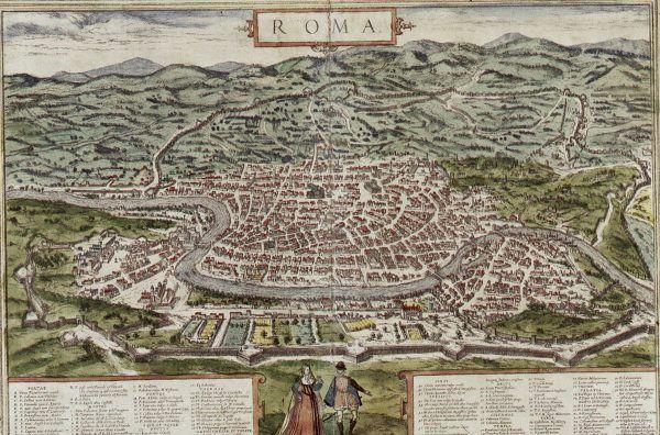 XVI-wieczny Rzym niewiele miał wspólnego ze świętym miastem.