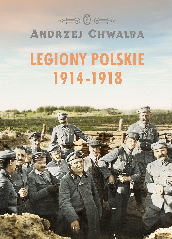 """Artykuł powstał między innymi na podstawie książki Andrzeja Chwalby pod tytułem """"Legiony polskie 1914-1918"""" (Wydawnictwo Literackie 2018)."""