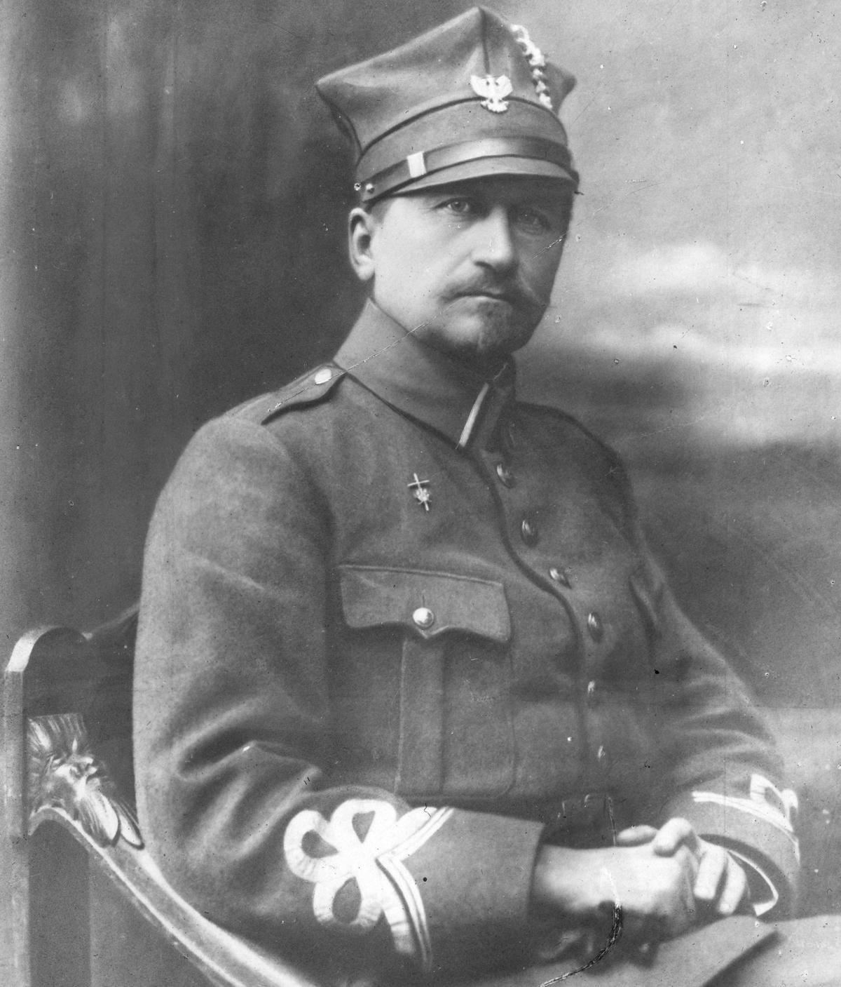 Czy zarzuty generała Józefa Dowbora-Muśnickiego pod adresem Żydów-legionistów, o to że unikali, dekując się na tyłach są prawdziwe?