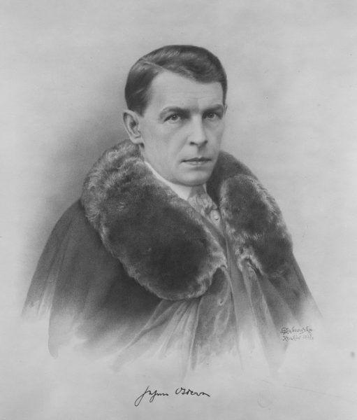 Juliusz Osterwa (fot. domena publiczna)