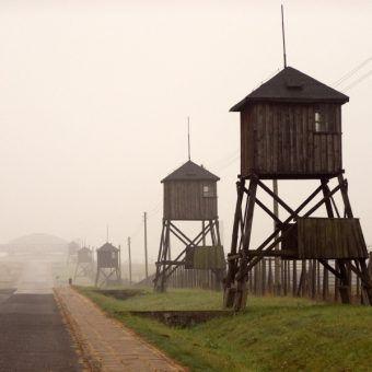 KL Lublin, czyli obóz koncentracyjny w Majdanku (fot. domena publiczna)