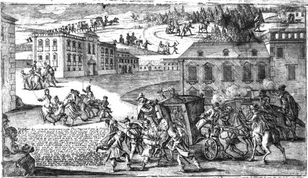 Porwanie Stanisława Augusta Poniatowskiego. Czy zgadzacie się z naszym Czytelnikiem, że losy Polski mogły potoczyć się inaczej, gdyby król dał się jednak porwać?