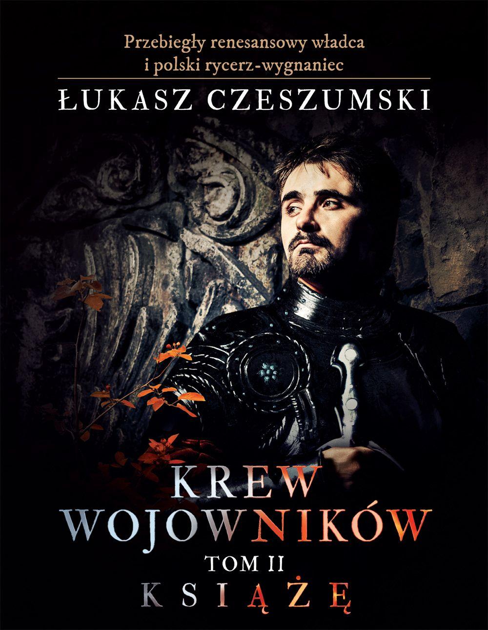 Książkę Łukasza Czeszumskiego możecie kupić na jego stronie.