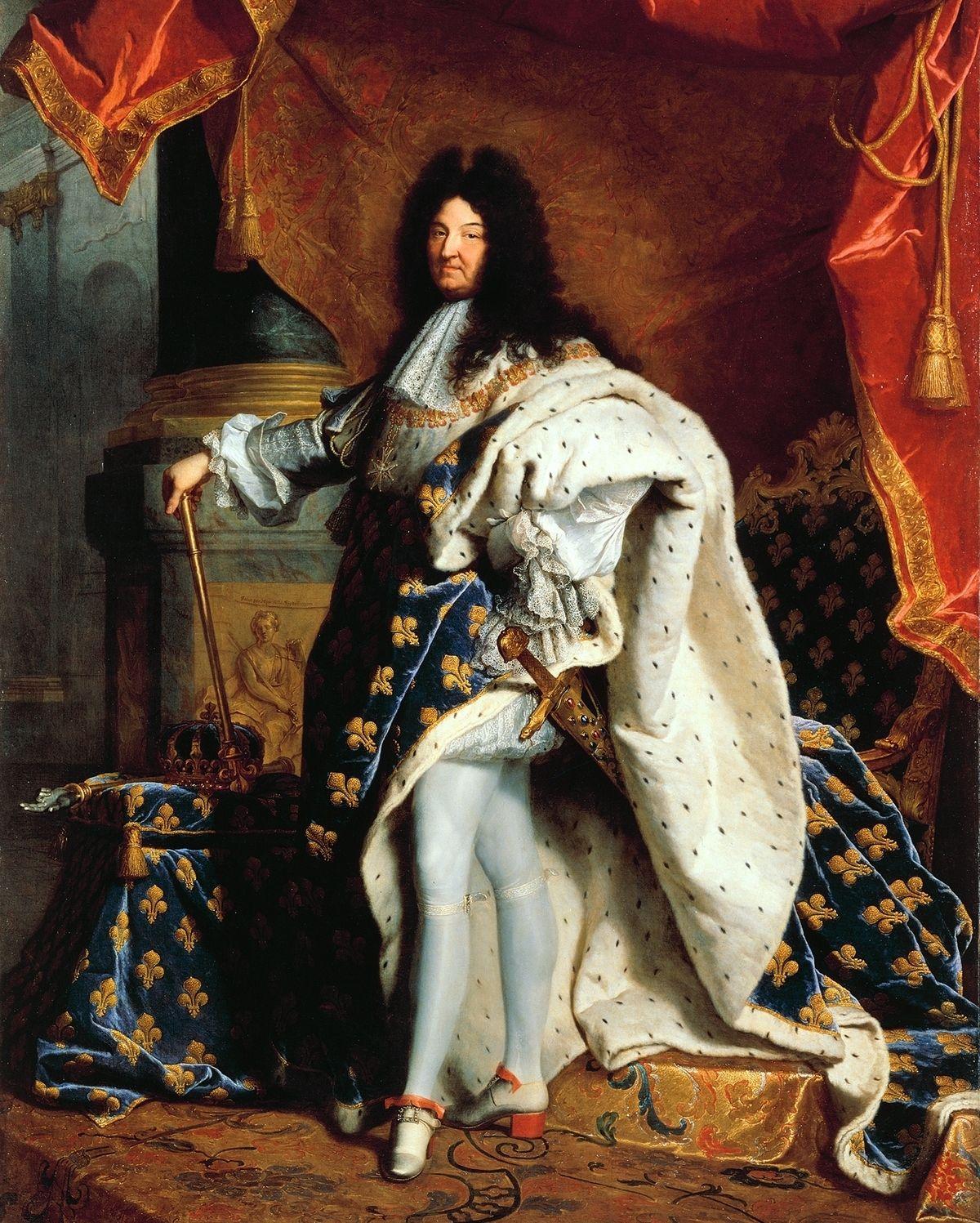Poddani obchodzili Ludwika XIV jedynie w kontekście ich wydatności podatkowej.