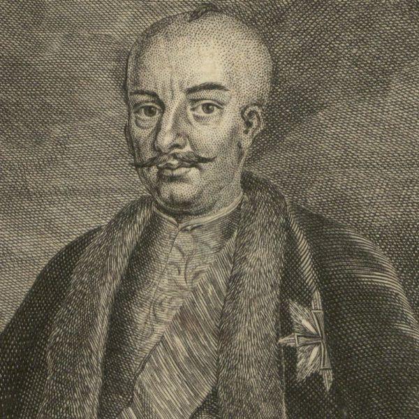 Dowódca wojsk konfederackich od Sokalem - Michał Potocki