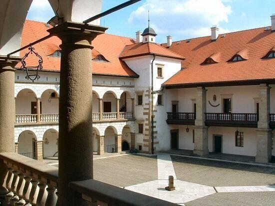 Renesansowa posiadłość w Niepołomicach. Stan obecny