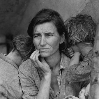 Wielki Kryzys zmienił życie milionów Amerykanów.