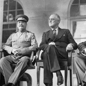 Prezydent USA, Franklin Roosevelt, był jednym z głównych architektów powojennego ładu. Czy mógł wywalczyć coś więcej dla Polski?