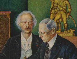 Premier Ignacy Jan Paderewski pozyskał w USA potężnych sojuszników sprawy polskiej. Kto zasłużył się najbardziej?