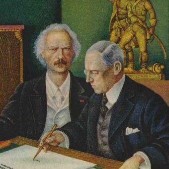 Ignacy Jan Paderewski pozyskał w USA potężnych sojuszników sprawy polskiej. Kto zasłużył się najbardziej?
