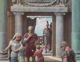 Czy możemy znaleźć dowód na to, że Rzymianie docierali do Ameryki, w... starożytnej sztuce?