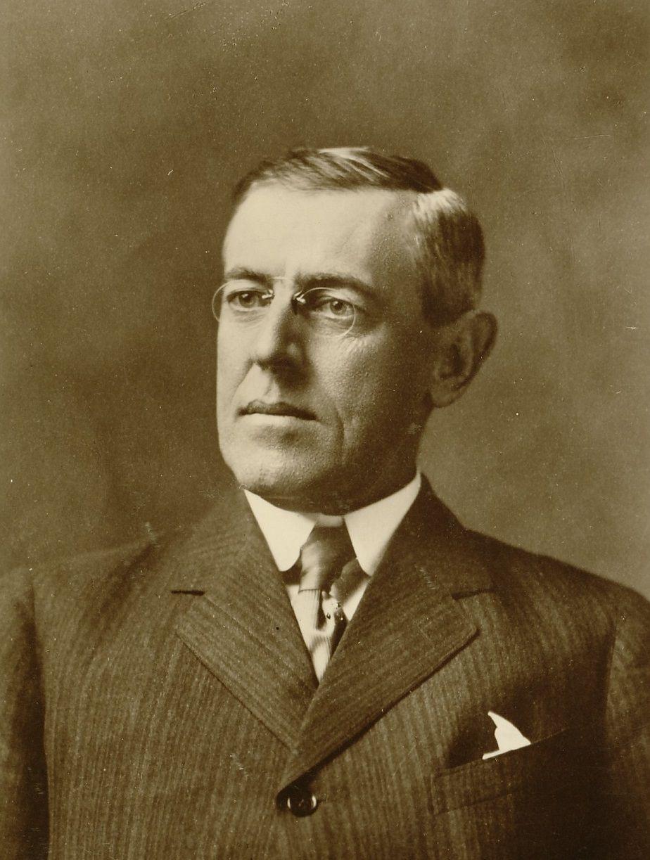 Jeszcze zanim USA przystąpiły do wojny, Wilson podkreślał, że niepodległa Polska jest jednym z warunków trwałego pokoju.
