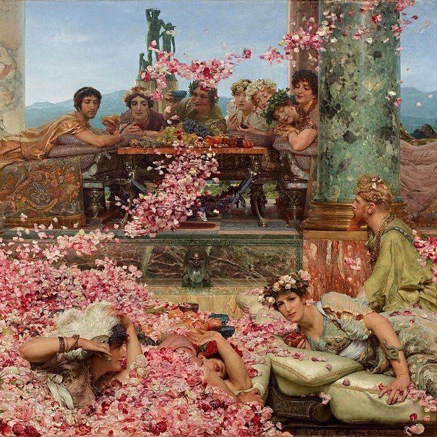 rzymski seks nastolatków