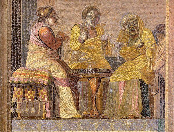 Starożytne czarownice miały formuły i zaklęcia niemalże na wszystko. Niekiedy przyrządzały i specyfiki na konkretne przypadłości. Ale nie tylko. Zamówić można było u nich także klątwę na niewygodnego konkurenta. Na ilustracji fragment pompejskiego fresku.