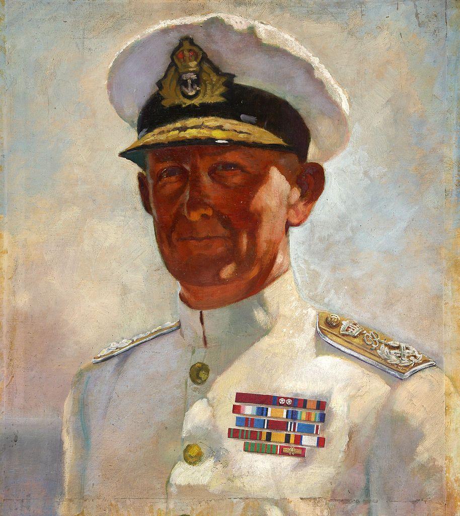 Admirał Andrew Cunningham miał szczególnie ciężkie zadanie. Musiał przedstawić brytyjskie ultimatum swojemu wieloletniemu przyjacielowi admirałowi René Godfroyowi.