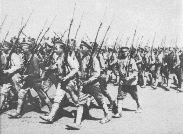 Do rekwizycji ukraińskich płodów rolnych skierowano Armię Czerwoną, której żołnierze nie mieli żadnej litości dla chłopów.